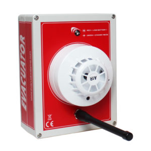 Evacuator Sitemaster Wireless Outstations