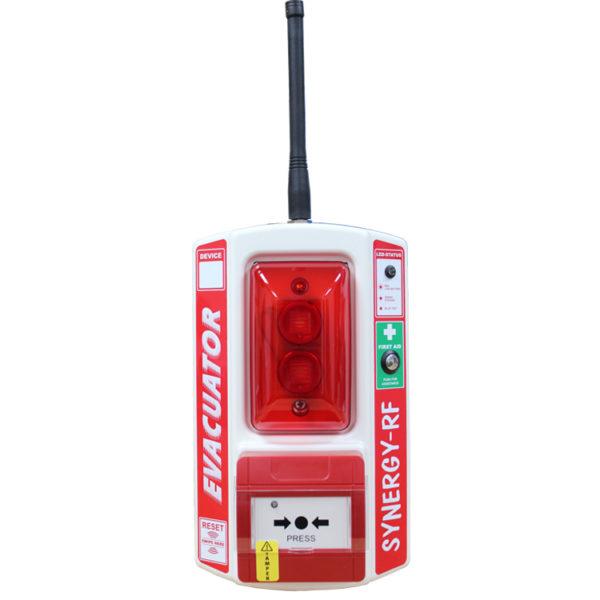 Evacuator-synergy-rf-call-point-with-first-aid