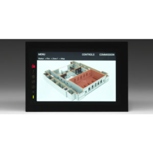 Touch Control Remote Terminals