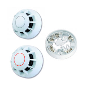 Activ Conventional Smoke and Heat Detectors