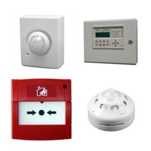 Radio Fire Alarm System