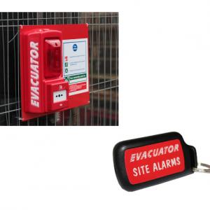 Evacuator Sitemaster Ancilleries